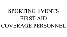 First aid coverage page banner